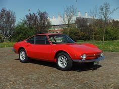 1967 Moretti 850 Sportiva