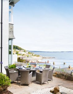 The Mouse House, luxury self catering cottage in Mousehole. Contemporary holiday cottage near St Michael's Mount.