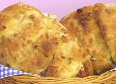 Pão de alho cremoso da Ana Maria | Ana Maria Braga Brazilian Bread, Carne, Macaroni And Cheese, Pizza, Meat, Chicken, Vegetables, Ethnic Recipes, Food
