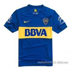 1ème maillot de foot Boca Juniors 2016-17