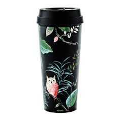Whether you fancy hot lattes or iced hibiscus tea, take it to go in this thermal mug from kate spade new york, accented with a charming woodland scene. The bpa-, phthalate- and lead-free interior mean Stocking Stuffers For Her, Jasmine Green Tea, Thermal Mug, Hibiscus Tea, Hot Coffee, Coffee Cups, Drinkware, Kate Spade, New York