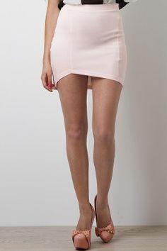 Elevated Angle Skirt