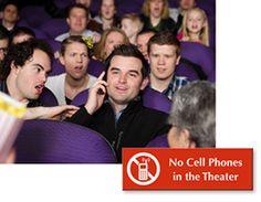 Inchideti telefoanele la teatru!