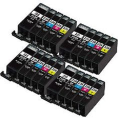 Buy Compatible #CanonPIXMAMG5220Cartridges Multipack for Canon CLI-226 / PGI-225 - 5 packs at just $29.99.