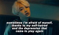 The Last is such a sad song (also the first half is my personal life themesong), so proud of Yoongi for being one of the rare east asian stars (and stars in general) to speak openly about mental illness in his music. <3