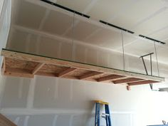 1000 Images About Garage Overhead Storage On Pinterest