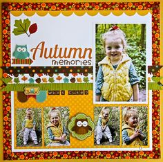 Doodlebug Design Inc Blog: Happy Harvest Class by Jodi Wilton