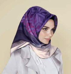 Armine Silk Hijab Spring 2017 #7724