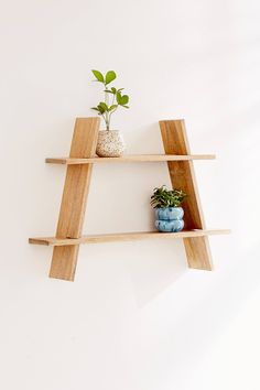 Shop Angled Planes Wall Shelf at Urban Outfitters today. We carry all the latest styles, colors and brands for you to choose from right here.