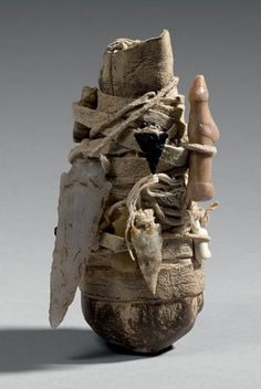 Navajo medicine bund