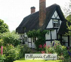 Pollyanna Cottage in the Cotswolds Hooked on Houses link to cottage posts
