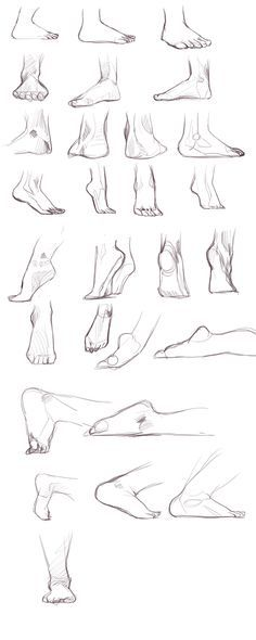 Feet - Foot Study by Shattered-Earth.deviantart.com on @deviantART