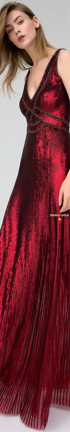 Jenny Packham, Dark Red Dresses, British Style, Beautiful Gowns, Bridal Collection, Autumn Fashion, Glamour, Couture, Fashion Design