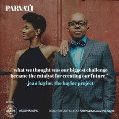 This Grammy-nominated husband and wife team have created some beautiful, luminous jazz. Read our exclusive interview: http://parvatimagazine.com/2018/01/jazz-r-b-2018-grammy-nominees-marcus-baylor-jean-baylor/