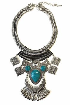 Collar Beirut via Jewelcloning. Click on the image to see more!