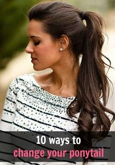 Looking for a new style? Try one of these great looks.