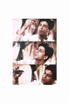 """""""Who the hell drinks to tolerate life? I drink so that I can sit here, so that I can see you, so that I can tolerate you."""" – Devdas 