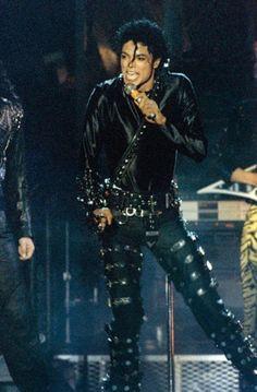 I just really, really love Michael Jackson.