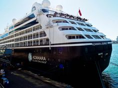 Cruising the Mediterranean with The Azamara Journey Cruise Reviews, Cruise Destinations, Shore Excursions, Sea And Ocean, Mediterranean Sea, Ocean Life, Sailing, Places To Visit, Journey