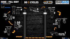 Download the MadBarz Beginner Routines | Street Workout ~ Calisthenics Training
