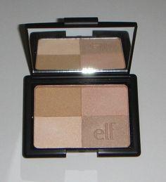 Dazzler Makeup and Beauty Blog: ELF Studio Golden Bronzer