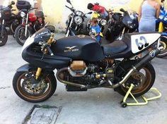 Moto-Guzzi 1100 Sport
