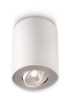 PHILIPS MyLiving Pillar 563303116 Deckenspot Aufbauspot 35W, LED Zentrum, 20 EUR
