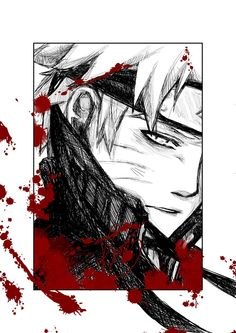 Bloody Naruto :D by khaos-prinzessin.deviantart.com on @deviantART