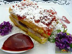 Fliederblüten-Aronia Dessert