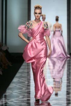 Valentino - Couture Fall, 2007