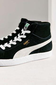 ad43ca328cd410 ... kleiderkreisel Puma Suede Classic Mid Jr Sneaker - Urban Outfitters ...
