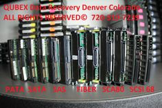 QUBEX Denver Data Recovery has worked on many disk drives with various interfaces and has means of recovering data from such drives.  SAS SCSI SATA PATA Fiber Channel (FC)  CALL QUBEX DATA RECOVERY NOW @  720-319-7239