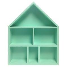 Mint House Cubby - Pillowfort™ : Target