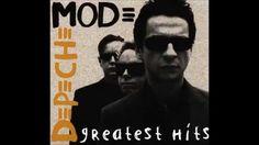 Depeche Mode - Greatest Hits (Full Album) Qk.
