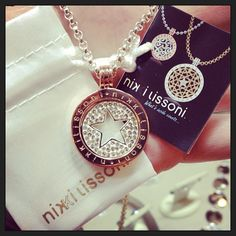 Gemgarden Testing the waters with #NikkiLissoni coin pendants. What do you think? :)