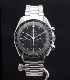 OMEGA Speedmaster Vintage MOON Watch # 145022 Calibre: 861