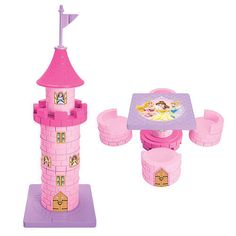 (r) Princess Castle Table Set Is An Innovative Product That