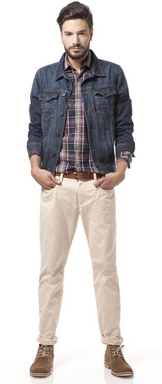 Lookbook Color Siete How Exactly To Display Smart Casual Clothes For Men http://perfecthomebiz.online/category/man-fashion/