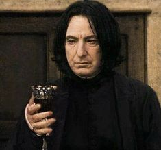 Harry Potter Severus Snape, Alan Rickman Severus Snape, Harry Potter Characters, Harry Potter Memes, Professor Severus Snape, Severus Rogue, Lany, Slytherin Aesthetic, James Potter