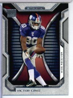 2012 Topps Strata Football Card #90 Victor Cruz New York Giants by Strata. $2.49. 2012 Topps Strata Football Card #90 Victor Cruz New York Giants