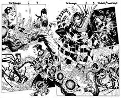 Doctor Strange, by Chris Bachalo