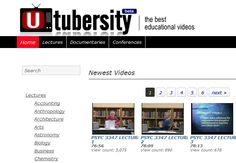 Over 18,000+ Videos - Lectures, Conferences and Documentaries.