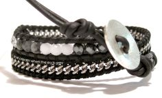homemade bracelets for men ice cream when the sky is grey  DIY Bracelet Tutorial  Chain Mix 2 pictures