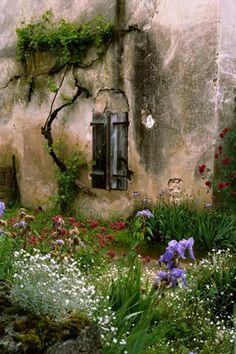 Barbara Sandson - French Garden