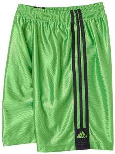 adidas Boys 8-20 Youth New Dazzle Short