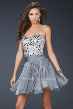 perfect homecoming dress(: