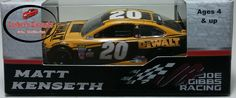Matt Kenseth 2017 #20 Dewalt 1:64 ARC -