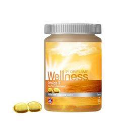O Omega 3 da Oriflame: Tomar um suplemento diário de Ómega 3 não só promove uma pele suave e saudável, como também oferece benedícios cardiovasculares, para o cérebro, olhos e sistema nervoso.  Coração - melhor saúde cardíaca e níveis de colesterol Pele – melhor hidratação e elasticidade, danos UV e rugas reduzidos Músculos e articulações – melhor resistência e força, menos inflamações e músculos doridos