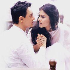 This movie was waaay too sad... Even though I loved it anyway  #fanaa #aamirkhan #kajol #bollywood #ボリウッド by paulinnnnnnnnnnne