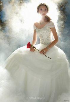 Belle, Disney Fairy Tale Weddings by Alfred Angelo, wedding dress, wedding gown http://artisandurgence.com/plombier/plombier-paris/